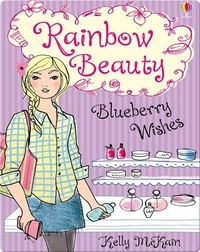 Rainbow Beauty #3: Blueberry Wishes