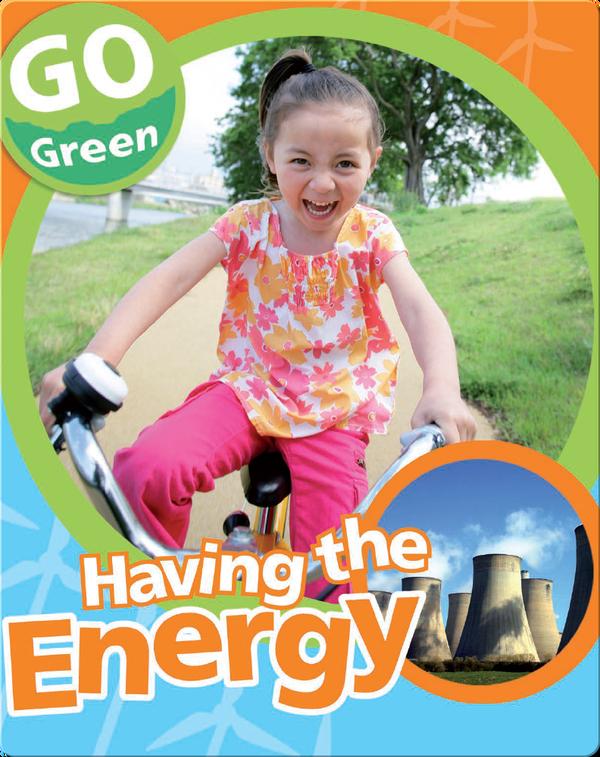 Having the Energy