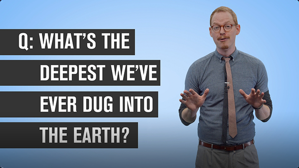 What's the Deepest We've Ever Dug Into the Earth?