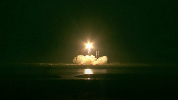 Watch the SpaceX Rocket Liftoff