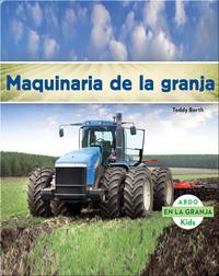 Maquinaria de la granja