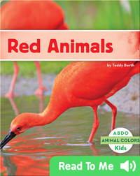Red Animals