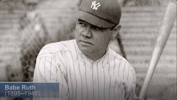 Did You Know: Babe Ruth