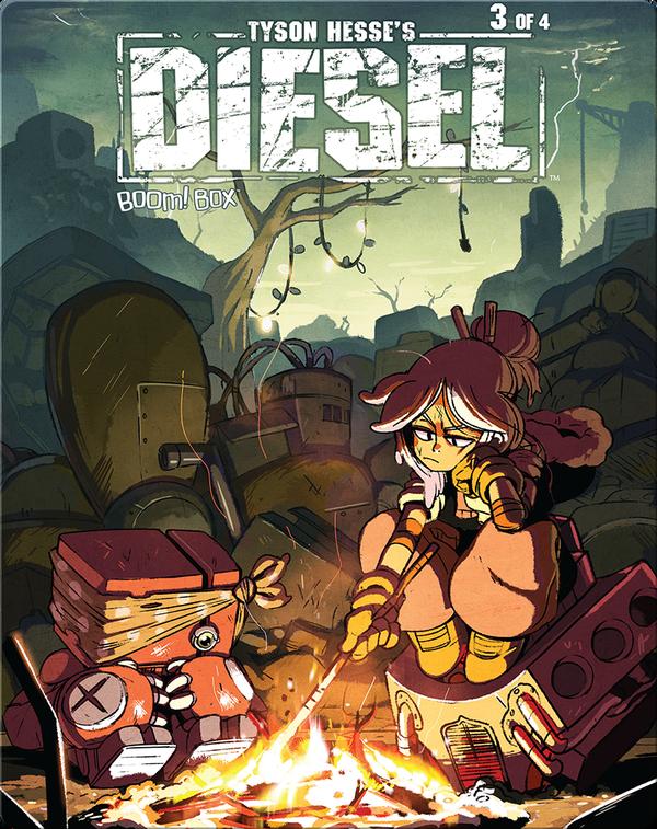 Tyson Hesse's Diesel #3