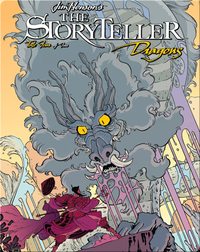 Jim Henson's The Storyteller: Dragons #4