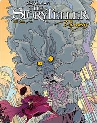 Jim Henson's The Storyteller: Dragons #4