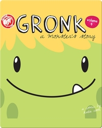 Gronk: A Monster's Story #4