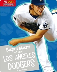 Superstars Of The Los Angeles Dodgers