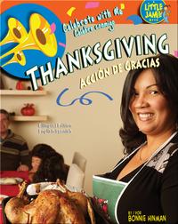 Thanksgiving/Acción de Gracias