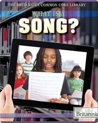 What Is a Song?
