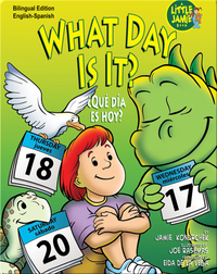 What Day is It?/¿Qué día es hoy?