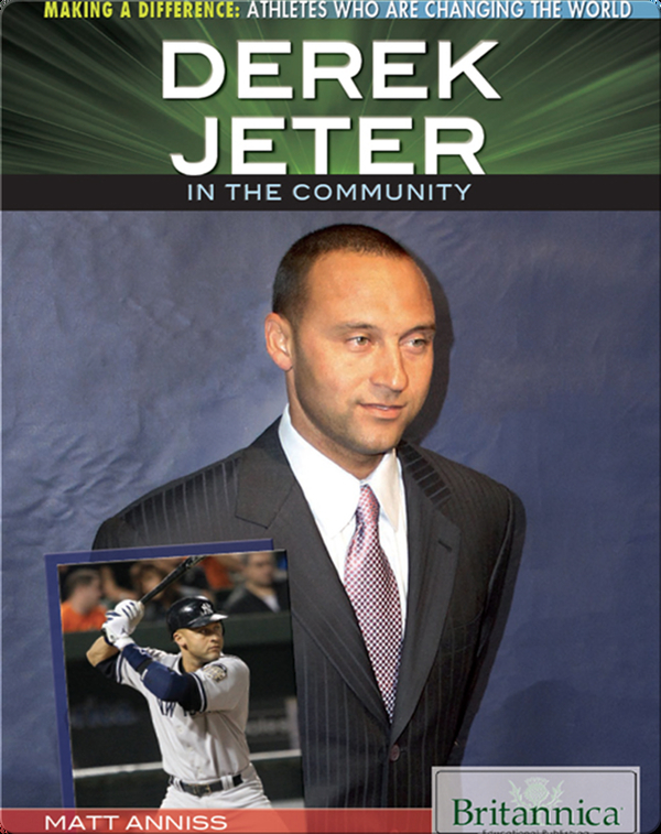 Derek Jeter in the Community