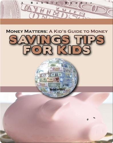 Savings Tips For Kids