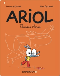 Ariol #2: Thunder Horse