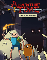Adventure Time OGN Vol. 7: The Four Castles