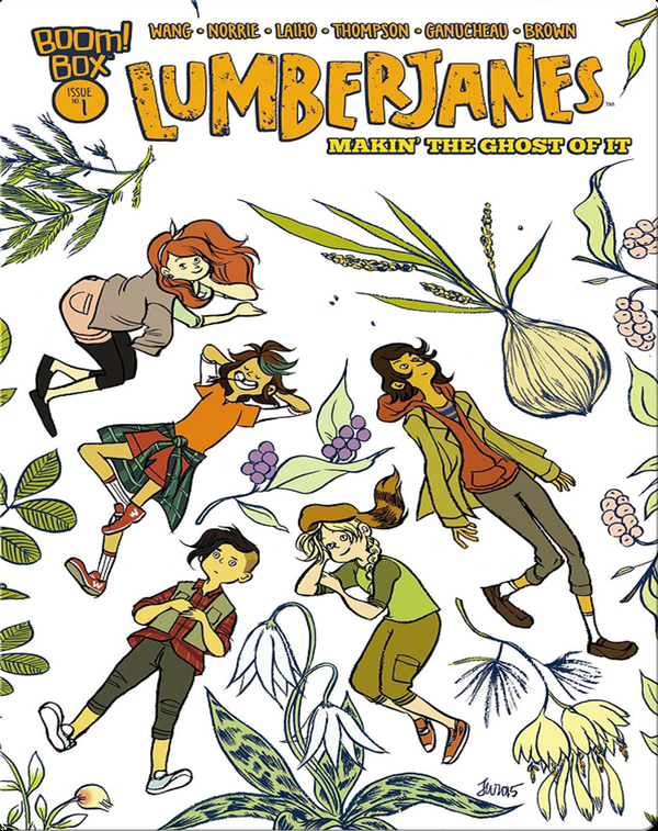 Lumberjanes 2016 Special: Makin' the Ghost of It