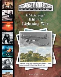 Blitzkrieg! Hitler's Lightning War