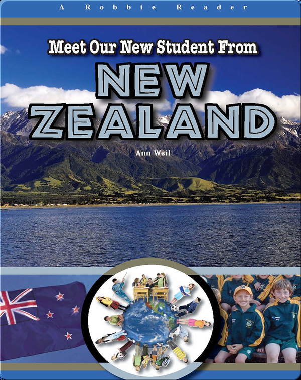 Meet Our New Student From New Zealand