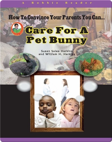 Care for a Pet Bunny