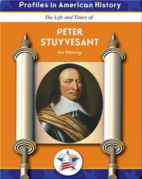 Peter Stuyvesant
