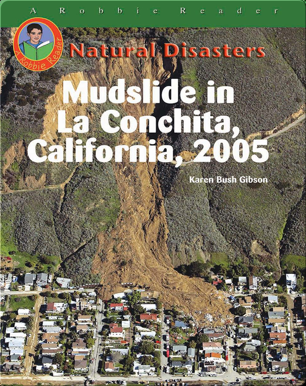 Mudslide in La Conchita, CA, 2005