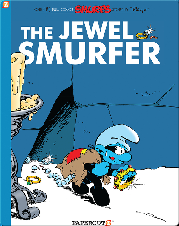 The Smurfs 19: The Jewel Smurfer