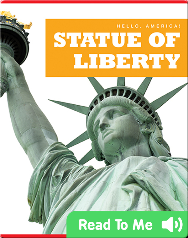 Hello, America!: Statue of Liberty
