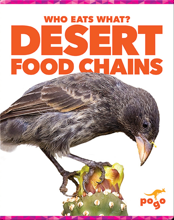 Who Eats What? Desert Food Chains