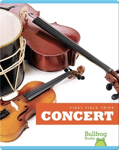 First Field Trips: Concert