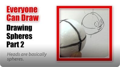 Drawing Spheres - Part 2