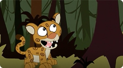 I'm a Leopard