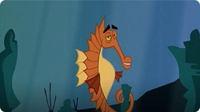 I'm a Seahorse