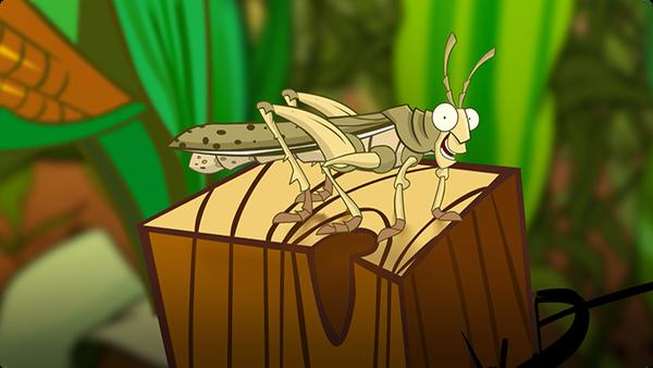 I'm a Locust