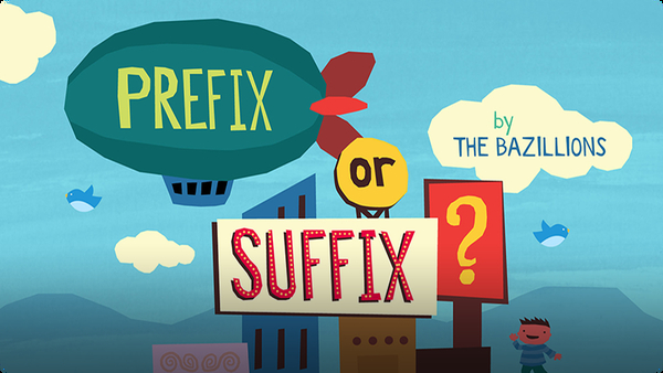 Prefix or Suffix?