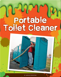 Portable Toilet Cleaner