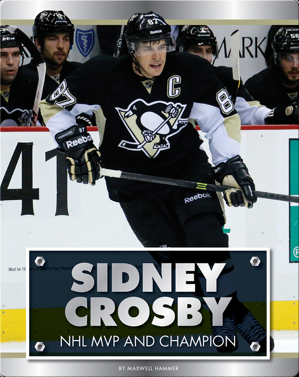 Sidney Crosby: NHL MVP and Champion