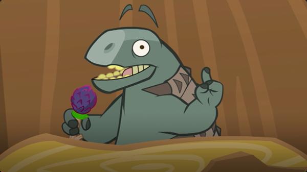 I'm a Panoplosaurus