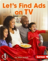 Let's Find Ads on TV