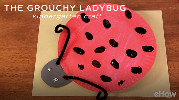 'The Grouchy Ladybug' Kindergarten Activities