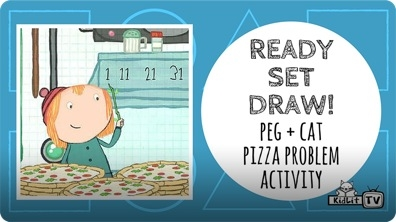 Ready Set Draw | PEG + CAT Craft