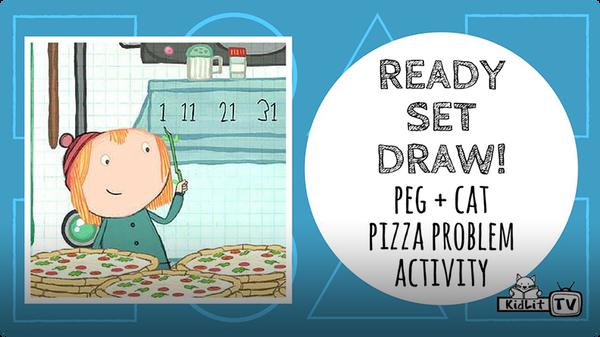 Ready Set Draw | PEG + CAT Craft