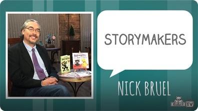 StoryMakers | Nick Bruel