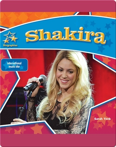 Shakira: International Music Star