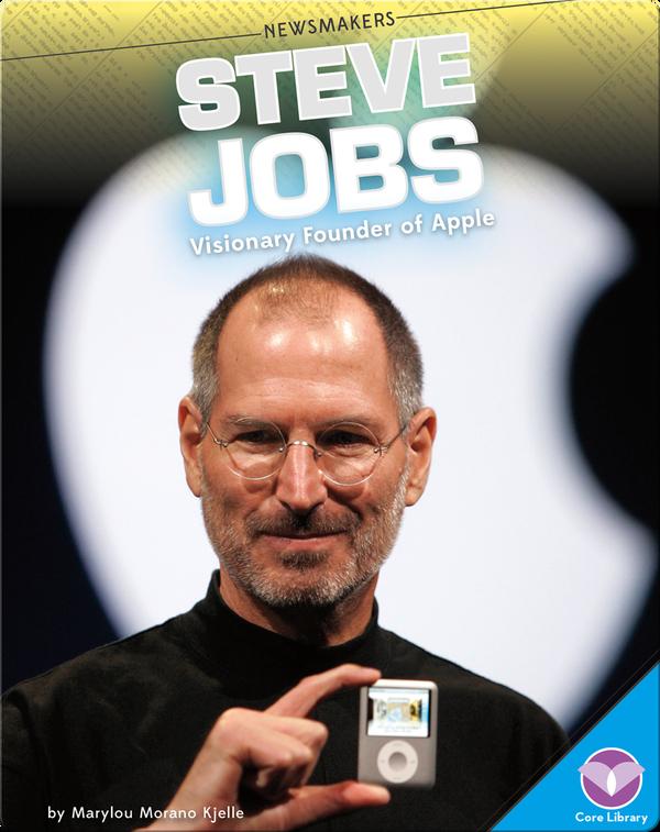 Steve Jobs Visionary Founder of Apple