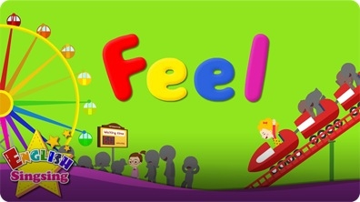 Kids vocabulary: Feel - Feelings or Emotions