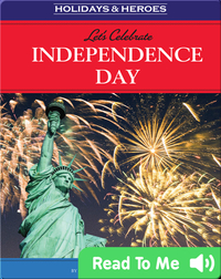 Let's Celebrate Independence Day