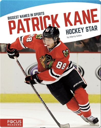 Patrick Kane Hockey Star