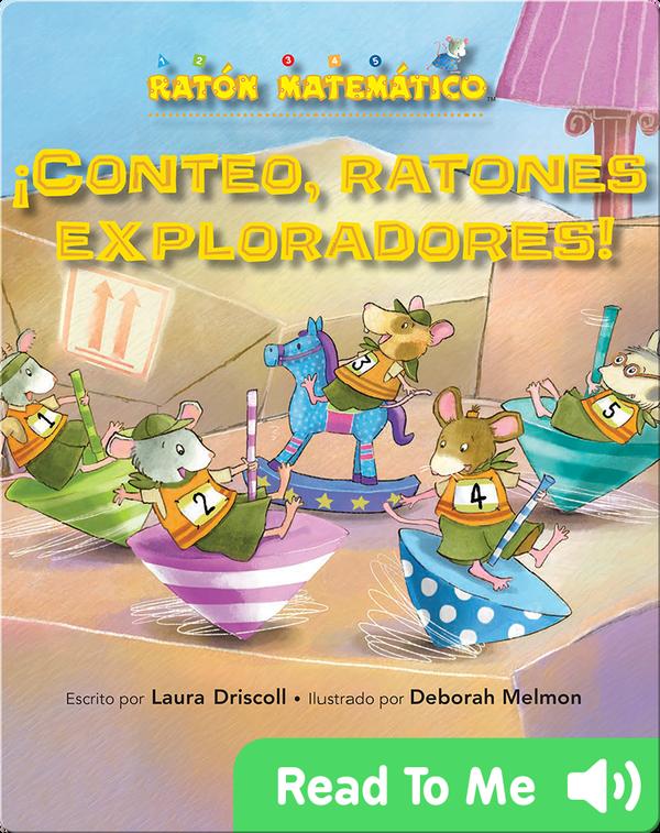 ¡Conteo, ratones exploradores!