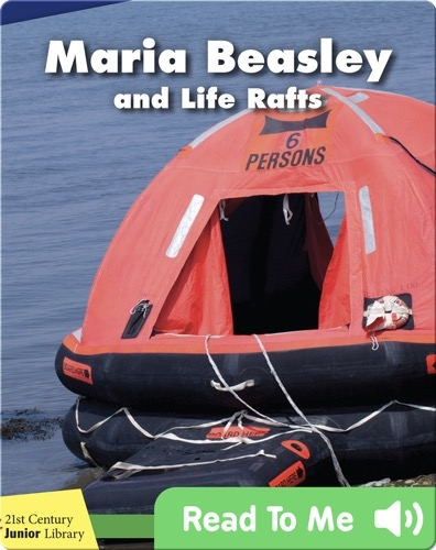 Maria Beasley and Life Rafts