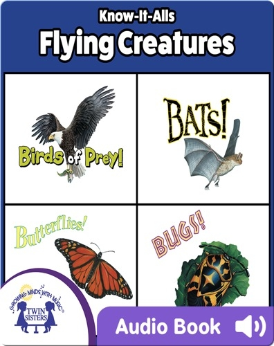 Know It Alls! Flying Creatures